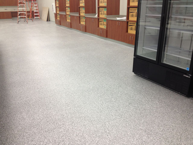 Epoxy Flooring Gallery >> MMA & Acrylic - Spectrum Industrial Floors