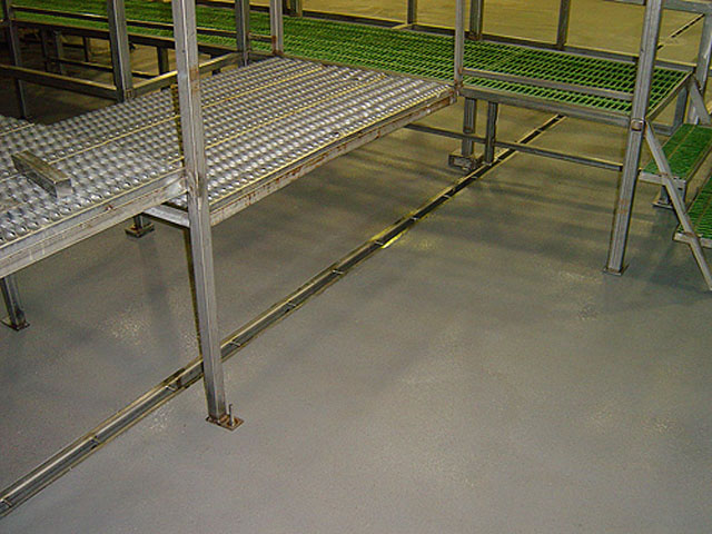 Stainless Steel Trap Drains Amp Trench Systems Spectrum Industrial Floors