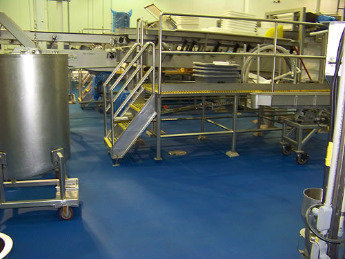 USDA Floors for Food and Beverage Flooring